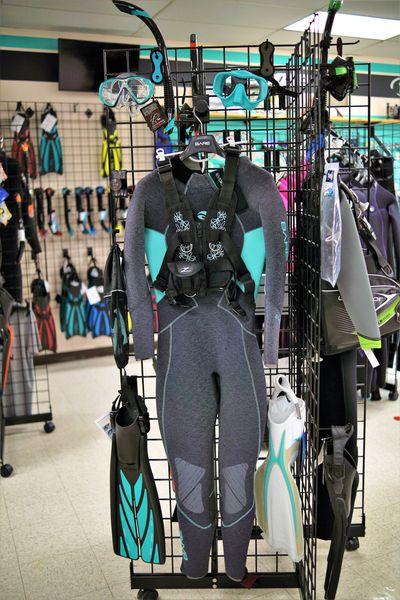 Aqua Gear Set