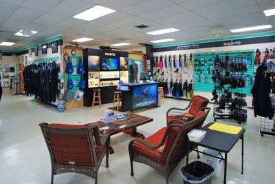 Shop lobby